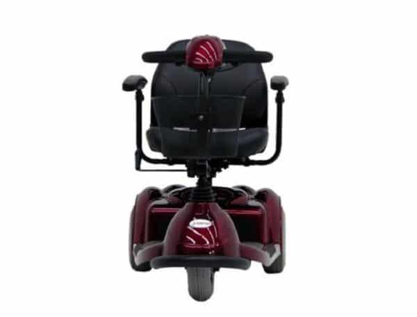 "Scooter Elétrica Triciclo ""Freedom Mirage SX vinho"