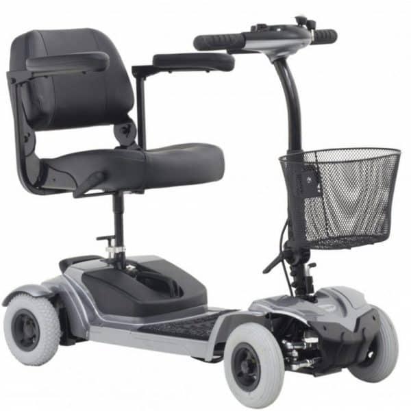 "Scooter Elétrica Triciclo ""Freedom Mirage S Prata"