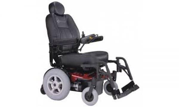 Cadeira de rodas motorizada Millenium C Freedom