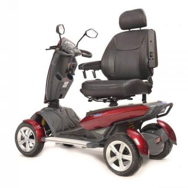 Cadeira de rodas motorizada Mirage LX Freedom