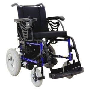 Cadeira de Rodas Freedom Lumina Motorizada 13
